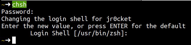 Beautiful Terminalation - Ohmyzsh on Ubuntu | jr0cket