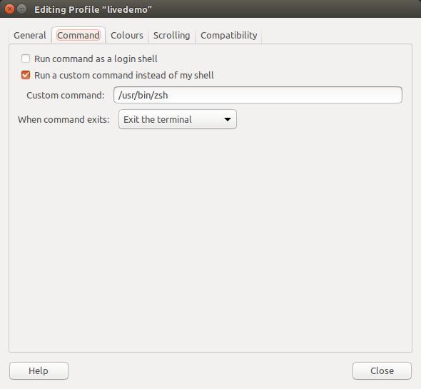 Beautiful Terminalation - Ohmyzsh on Ubuntu   jr0cket